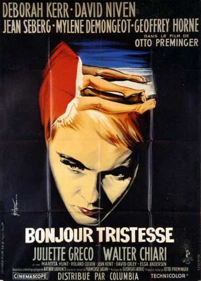 BONJOUR TRISTESSE movie poster