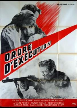 AM GALGEN HANGT DIE LIEBE movie poster