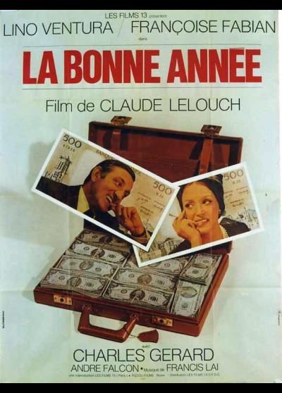 affiche du film BONNE ANNEE (LA)
