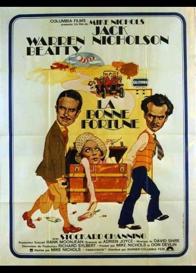 affiche du film BONNE FORTUNE (LA)