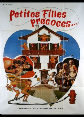 ZWEI DANINEN IN LEDERHOSEN movie poster