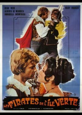 affiche du film PIRATES DE L'ILE VERTE (LES)