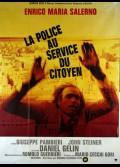 POLIZIA E AL SERVIZIO DEL CITTADINO (LA)