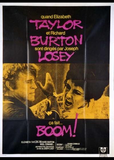 affiche du film BOOM