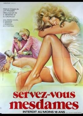 SERVEZ VOUS MESDAMES movie poster