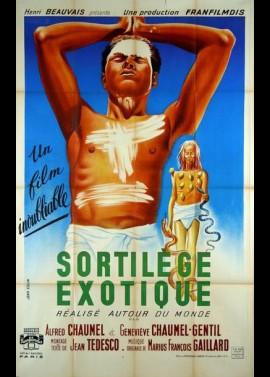 affiche du film SORTILEGE EXOTIQUE