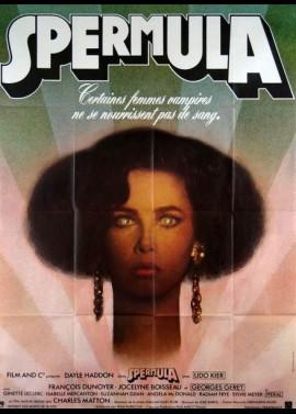 affiche du film SPERMULA