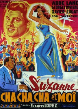 affiche du film SUZANNE CHA CHA CHA ET MOI