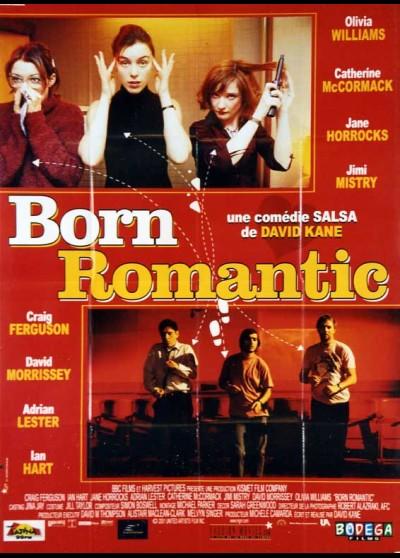 BORN ROMANTIC movie poster