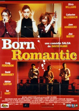 BORN ROMANTIC movie poster
