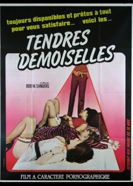 TENDRES DEMOISELLES movie poster