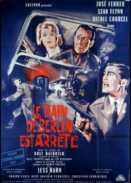 VERSPATUNG IN MARIENBORN / UN TRENO E FERMO A BERLINO movie poster