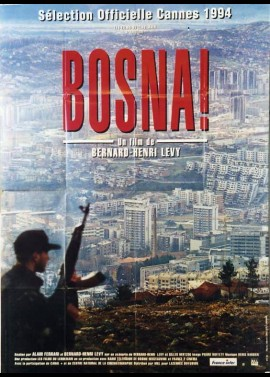affiche du film BOSNA