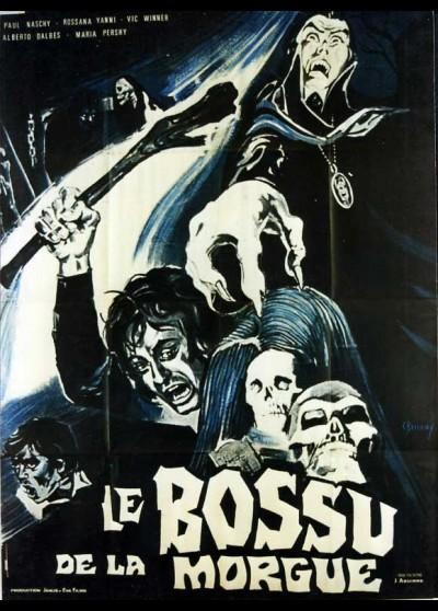 affiche du film BOSSU DE LA MORGUE (LE)