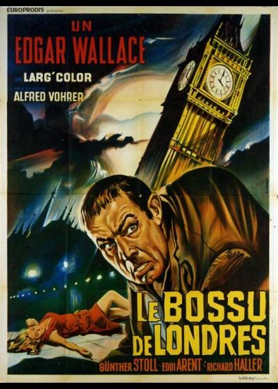 affiche du film BOSSU DE LONDRES (LE)