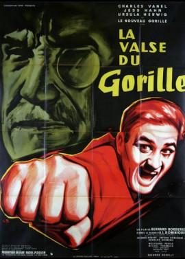 affiche du film VALSE DU GORILLE (LA)