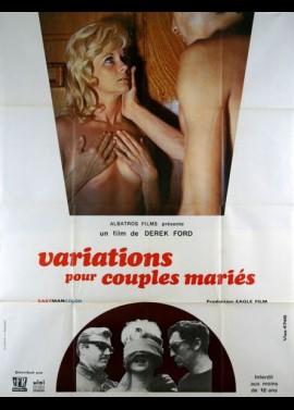 VARIATIONS POUR COUPLES MARIES movie poster