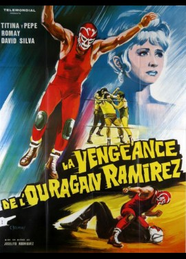 VENGANZA DE HURACAN RAMIREZ (LA) movie poster
