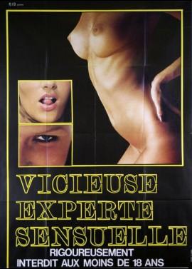 VICIEUSE EXPERTE SENSUELLE movie poster