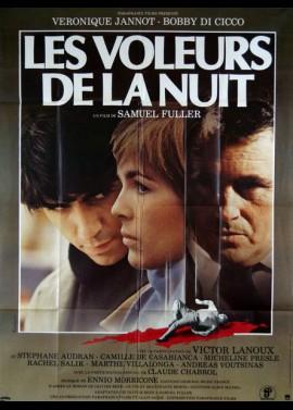 VOLEURS DE LA NUIT (LES) movie poster