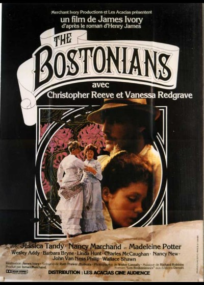 affiche du film BOSTONIANS (THE)