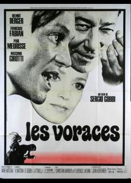 VORACES (LES) movie poster