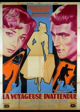 VOYAGEUSE INATTENDUE (LA) movie poster