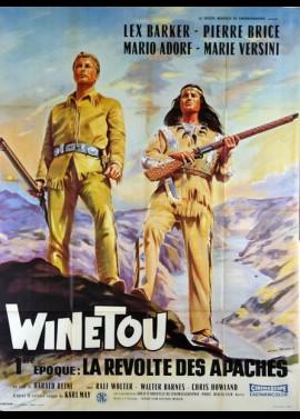 WINNETOU movie poster