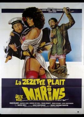 DOTTORESSA PREFERISCE I MARINAI (LA) movie poster