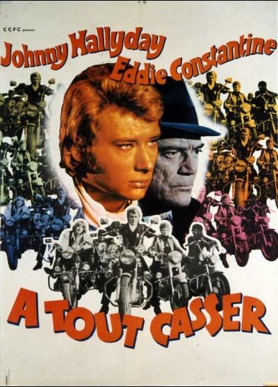 A TOUT CASSER movie poster