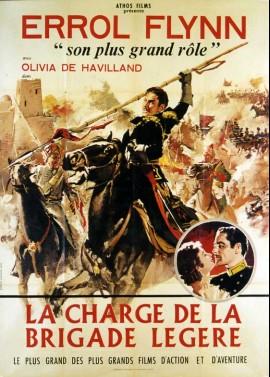 affiche du film CHARGE DE LA BRIGADE LEGERE (LA)