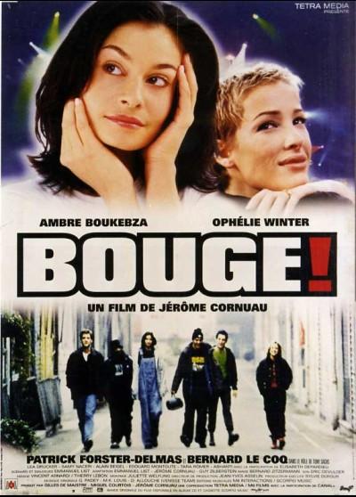 affiche du film BOUGE
