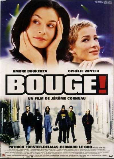 BOUGE movie poster