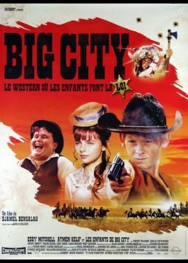 affiche du film BIG CITY