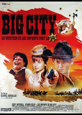 BIG CITY movie poster