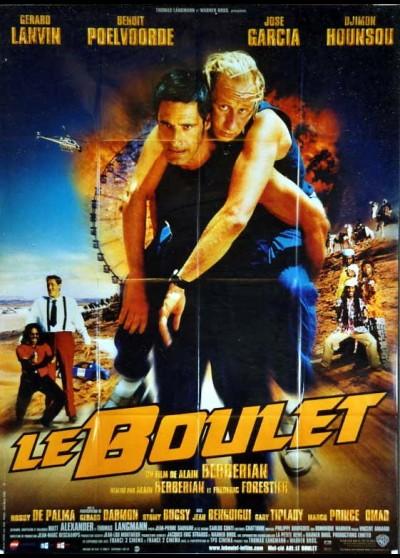 affiche du film BOULET (LE)