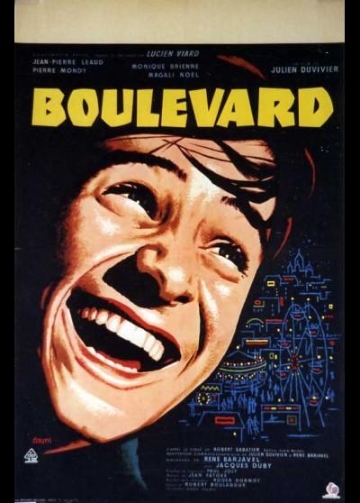 affiche du film BOULEVARD