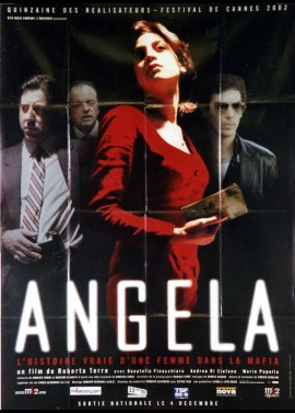 ANGELA movie poster