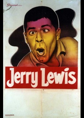 JERRY LEWIS movie poster