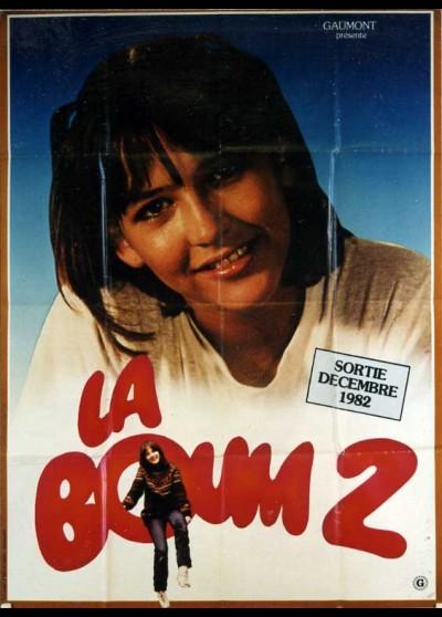 BOUM 2 (LA) movie poster