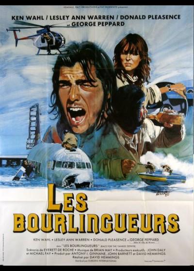 affiche du film BOURLINGUEURS (LES)