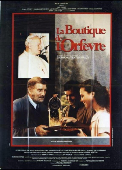 affiche du film BOUTIQUE DE L'ORFEVRE (LA)