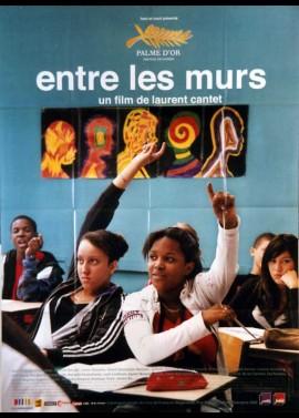 ENTRE LES MURS movie poster