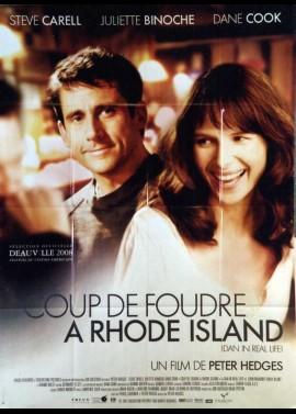 affiche du film COUP DE FOUDRE A RHODE ISLAND