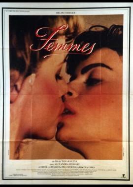 affiche du film FEMMES