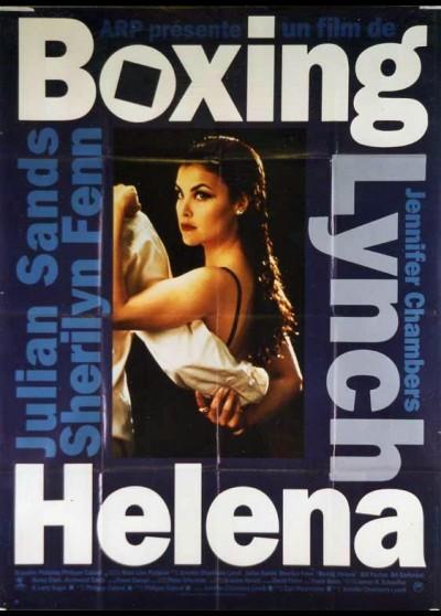 affiche du film BOXING HELENA