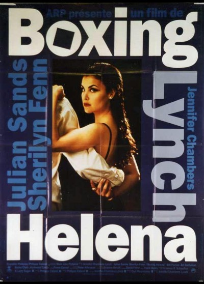 BOXING HELENA movie poster