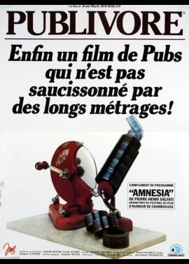 affiche du film PUBLIVORE