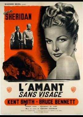 affiche du film AMANT SANS VISAGE (L')
