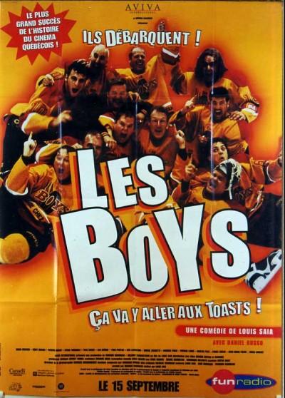 affiche du film BOYS (LES)